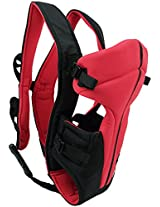 3 Way Standard Baby Carrier - Red