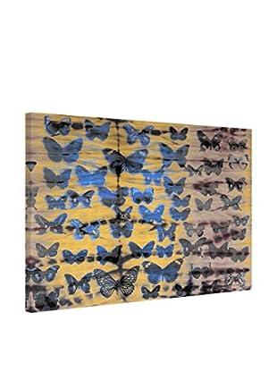 Parvez Taj Leinwandbild Moth Colors