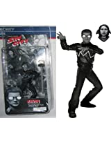2005 Neca Sin City Series 2 Black & White Kevin Movie Figure Elijah Wood MOC