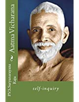 Aatma Vicharana: Self-Inquiry: Volume 1