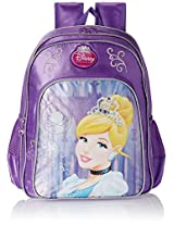 Princess 40 litres Purple Children's Backpack (St-Dpc-2009-16)