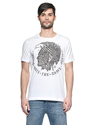 Diesel Camiseta T-Sandy-Rs (Blanco)