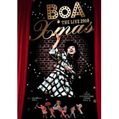BoA THE LIVE 2010�gX'mas�h [DVD]