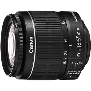【クリックでお店のこの商品のページへ】Amazon.co.jp|Canon 標準ズームレンズ EF-S18-55mm F3.5-.5.6 IS II APS-C対応|カメラ・ビデオ通販