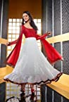 Stylelok Party Wear Embroidered Off White Faux Georgette And Dhupion Suit SL 13441