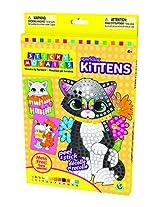 Sticky Mosaics Sparkling Kittens