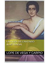La moza de cántaro (Ilustrada) (Spanish Edition)