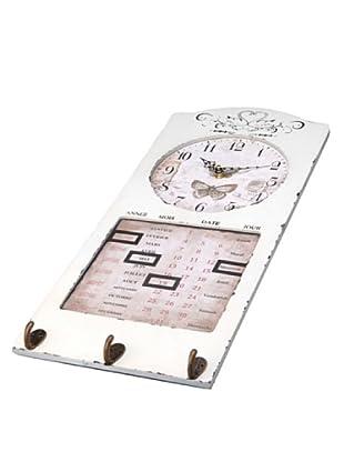 Amadeus Reloj Rectangular Colgador