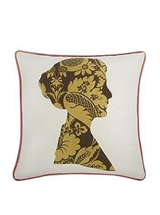 Thomas Paul Nelly Pillow (Cocoa)