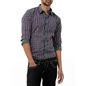 Probase Men's Casual Shirt (8907054052783)