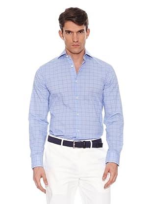 Hackett Camisa Cuadros (Azul)