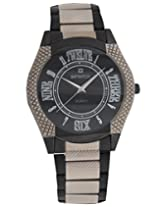 Baywatch Analog Watch - For Men (Dual Tone) 50001BLACK