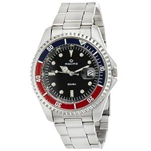 Maxima 00456CMGI Analog Men's Watch