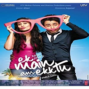 Ek Main Aur EkK Tu Bollywood CD