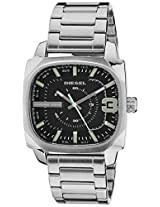 Diesel  Chronograph Black Dial Men's Watch - DZ1651