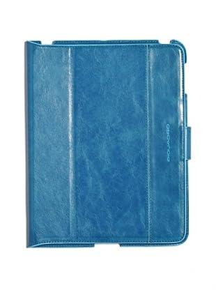 Piquadro Custodia iPad (Celeste)