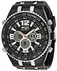 Maxima Ego Analog-Digital Black Dial Men's Watch - E-31710PPAN
