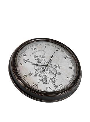 Amadeus Reloj Negro Violón Diámetro 62 cm