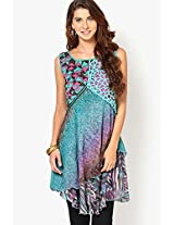 Multi Colored Printed Kurtis 18 Fire