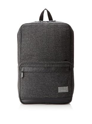 HEX Men's Drake Collection Backpack, Black/Grey