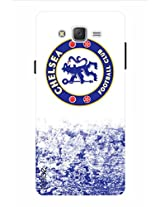Noise Chelsea Blue Printed Cover for Samsung Galaxy J7