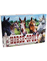 Horse-Opoly Board Game by Late For The Sky