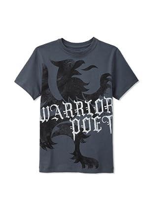 Warrior Poet Boys Gryphon T-Shirt (Graphite)