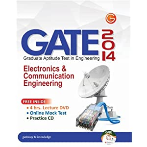 Gate Guide Electronics Engg.: with CD