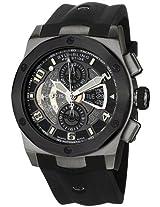 Stuhrling Prestige Men's 311B.33561 Prestige Automatic Valjoux 7750 Columbiad Stainless Steel Watch
