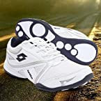 Lotto Marathon Shoes White Navy