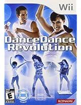 Dance Dance Revolution WII