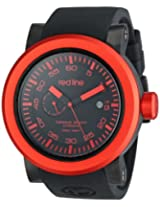 Men'S Torque Sport Automatic Black Dial Black Silicone (50046-Bb-Rd-01-Bkst)
