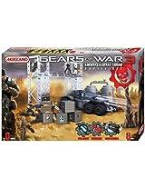 Meccano Gears of War Locusts VS Delata Squad Battle Construction Set
