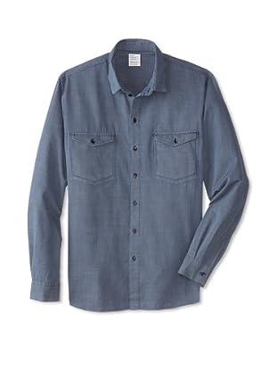 Jean Machine Men's Post Woven Shirt (Popular)