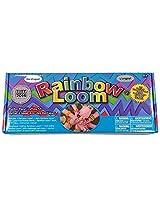 Rainbow Loom with Metal Hook, Multi Color