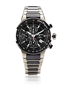 Ferragamo Men's F55LCA78909 S789 F-80 Chronograph Tachymeter Automatic Watch