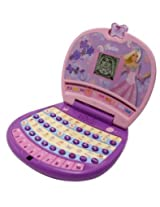 Barbie B-Bright Learning Laptop by Oregon Scientific