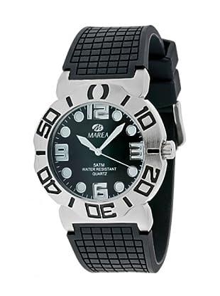 Marea 21127/1 - Reloj Caballero silicona Negro