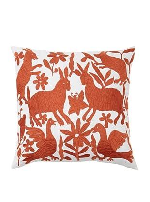 Better Living Forest Pillow (Orange)
