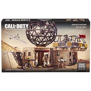 Mega Bloks Call of Duty Dome Battleground