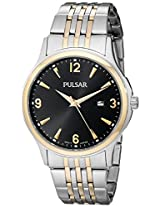 Pulsar Men's PH9076 Analog Display Analog Quartz Two Tone Watch