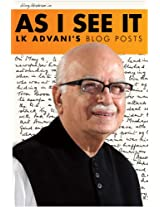 As I See it: LK Advani's Blog Posts