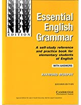 Essential English Grammar - By Raymond Murphy