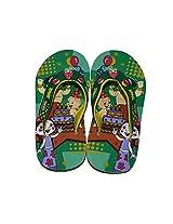 Chhota Bheem Flip Flop - Green