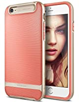 iPhone 6S Plus case, Caseology [Wavelength Series] [Coral Pink] Textured Pattern Grip Cover [Shock Proof] for Apple iPhone 6S Plus (2015) & iPhone 6 Plus (2014)