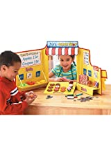 Pretend and Snack Play Shop