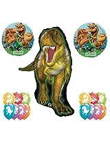 The Good Dinosaur T Rex Decoration Supplies Party Balloon Kit