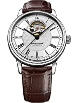 Louis Erard Analog Silver Dial Men Watch - 60266AA41.BDC80