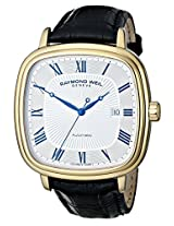 Raymond Weil Men's 2867-PC-00659 Maestro Analog Display Swiss Automatic Black Watch