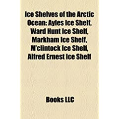 Ice Shelves of the Arctic Ocean